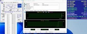 intel core-i9-12900k consommation températures benchs