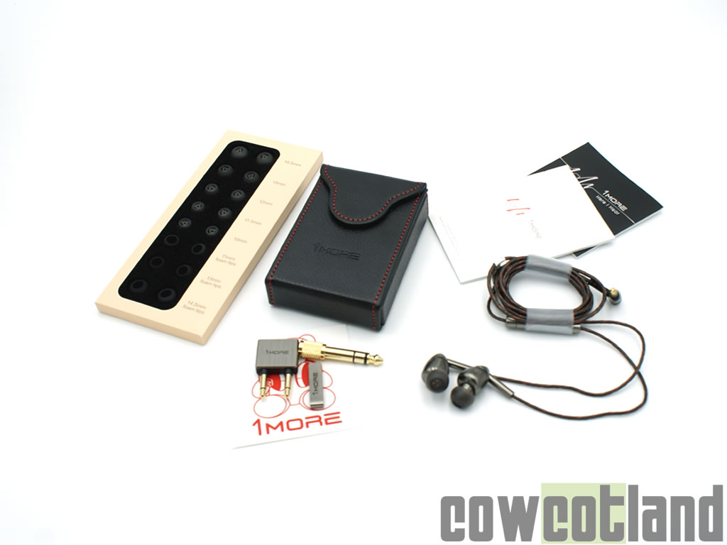 image 37805, galerie Casque 1MORE Quad Driver In-Ear
