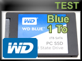 Test SSD WD Blue 1 To