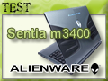 ALIENWARE Sentia m3400