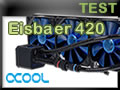 Watercooling AIO Alphacool Eisbaer 420