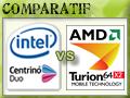 Centrino Duo vs Turion 64 x2