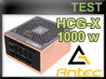 Test alimentation Antec HCG Extreme 1000 watts