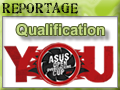 Qualification ASUS Open Overclocking Cup 2013