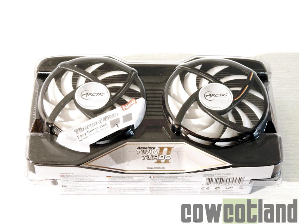 Test ventirad GPU Arctic Twin Turbo II : Introduction, page 1