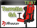Si�ge Arozzi Torretta Gamers Assembly