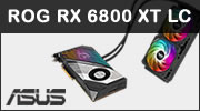 Test carte graphique ASUS RX 6800 XT ROG Strix LC : fantasmagorique