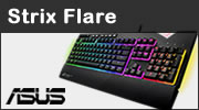 Test clavier gaming ASUS ROG Strix Flare