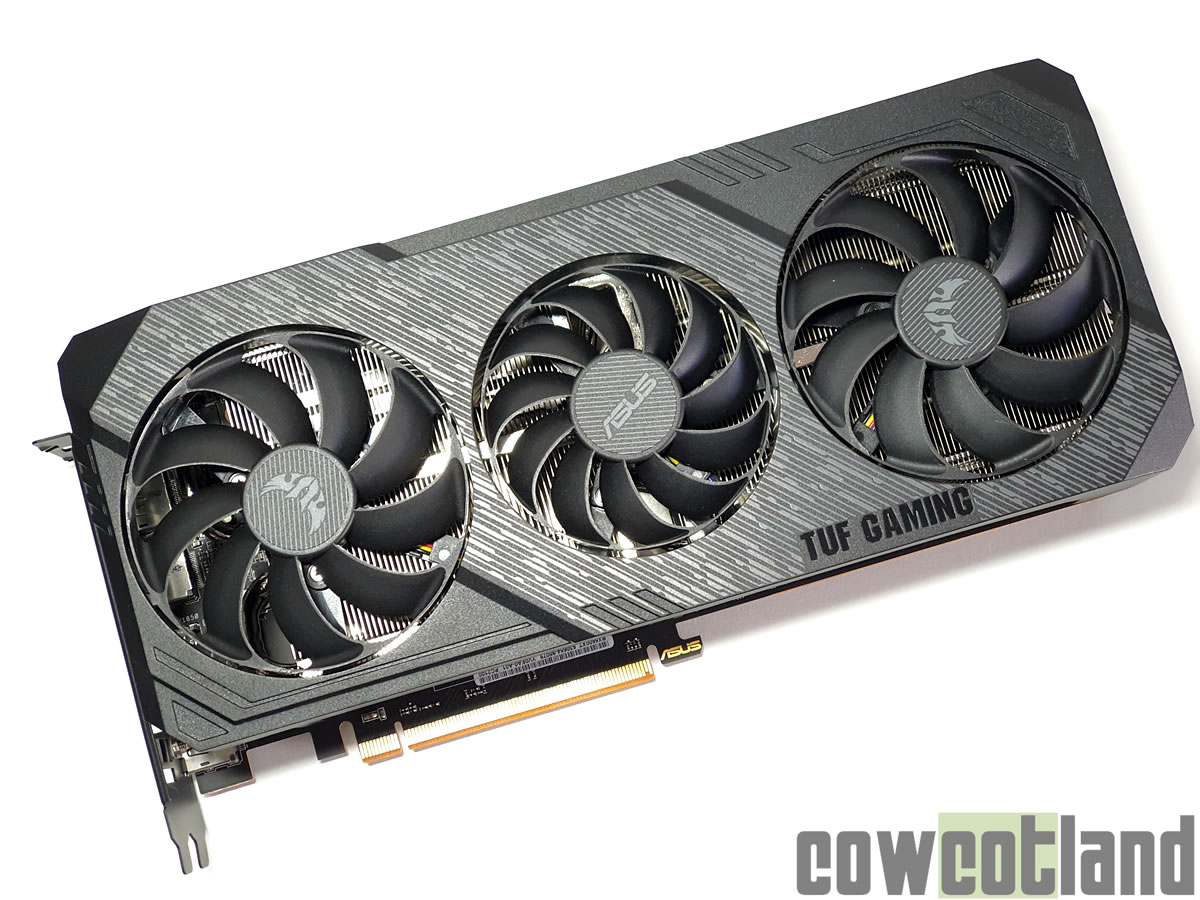 image 41007, galerie Test ASUS RX 5600 XT TUF Gaming : Comme un air de RX 5700