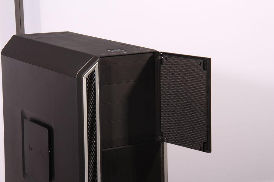 Preview boitier be quiet silent base 800 l 39 ext rieur for Porte qui s ouvre vers l exterieur