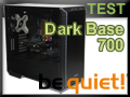 Test boitier be quiet! Dark Base 700