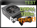 Test alimentation be quiet! Dark Power Pro 11-1200 watts