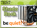 Test ventirad be quiet! Shadow Rock 2