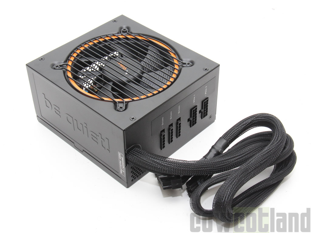 image 29950, galerie Test alimentation be quiet! Pure Power 9 600 watts
