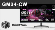 Test écran COOLER MASTER GM34-CW : 3440 x 1440 1500R, 144 Hz et FreeSync