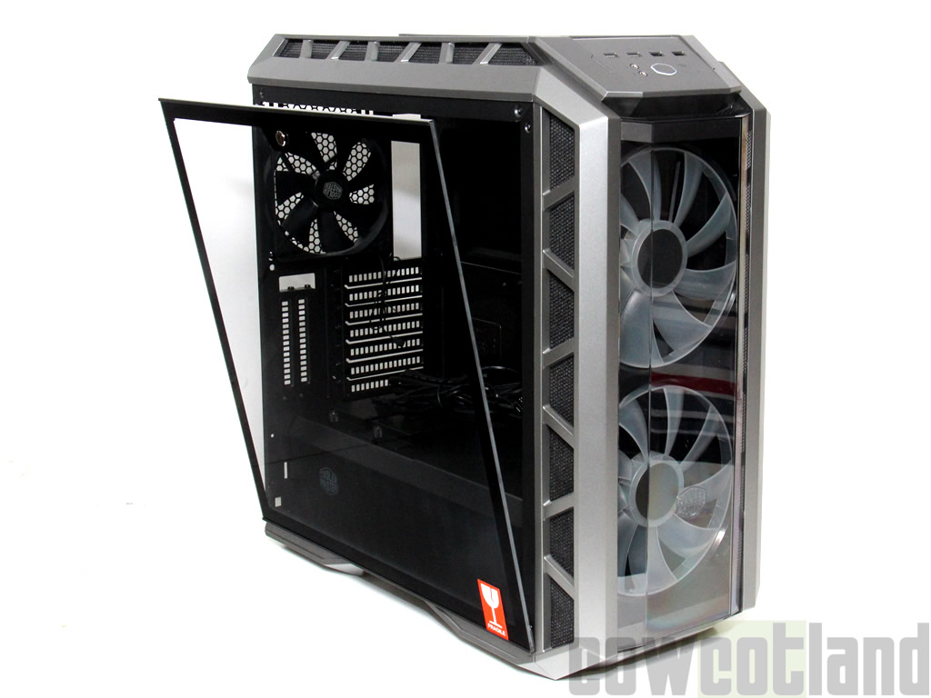 image 34247, galerie Test boitier Cooler Master Mastercase H500P
