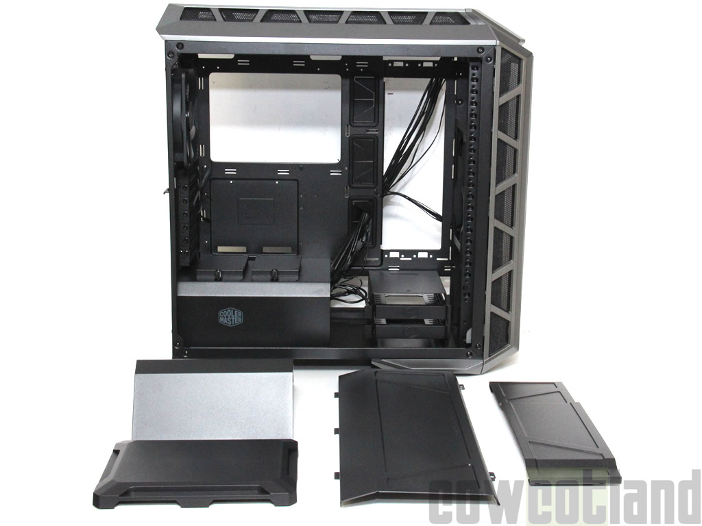 image 34251, galerie Test boitier Cooler Master Mastercase H500P