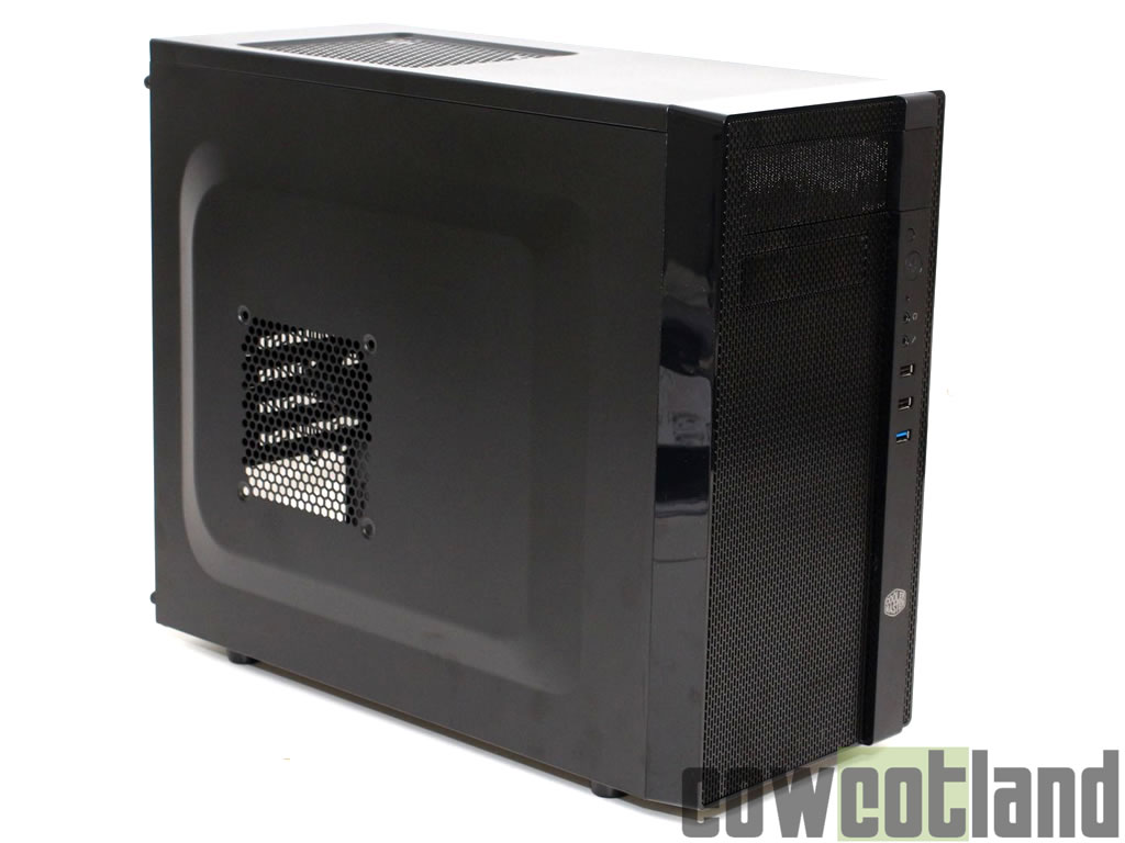 image 19417, galerie Test boitier Cooler Master N200