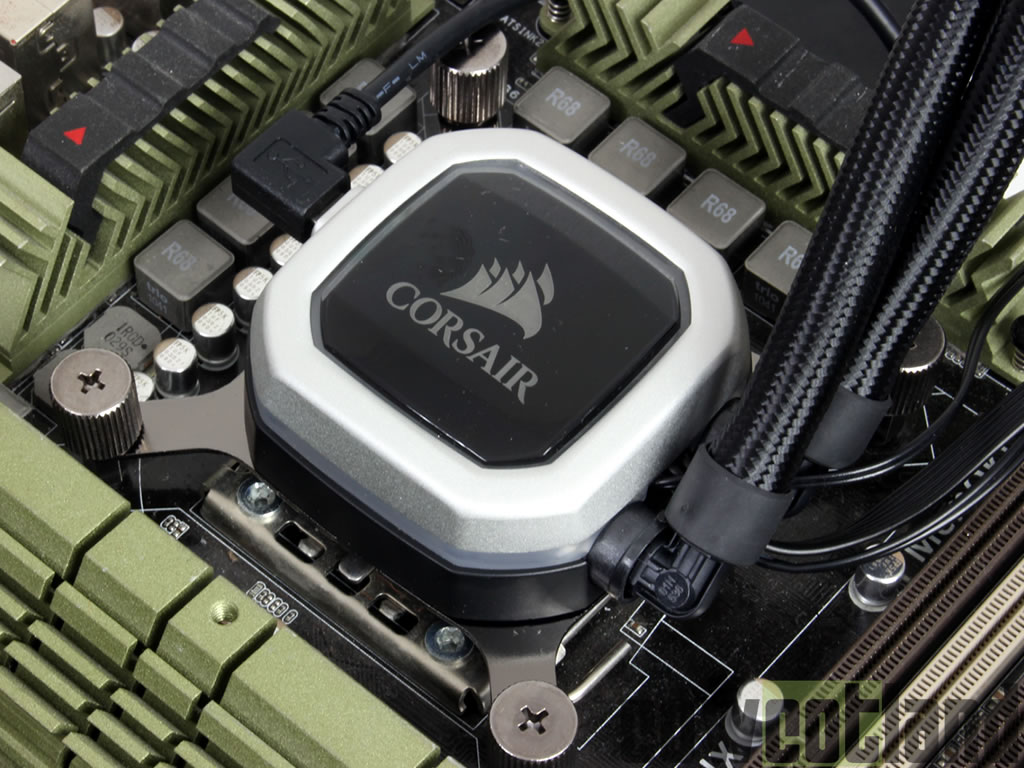 image 35034, galerie Watercooling AIO Corsair H115i Pro RGB