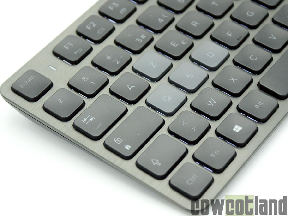 Test clavier CORSAIR K83 : Pour le salon exactement : Le