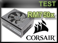Test Alimentation Corsair RM750x