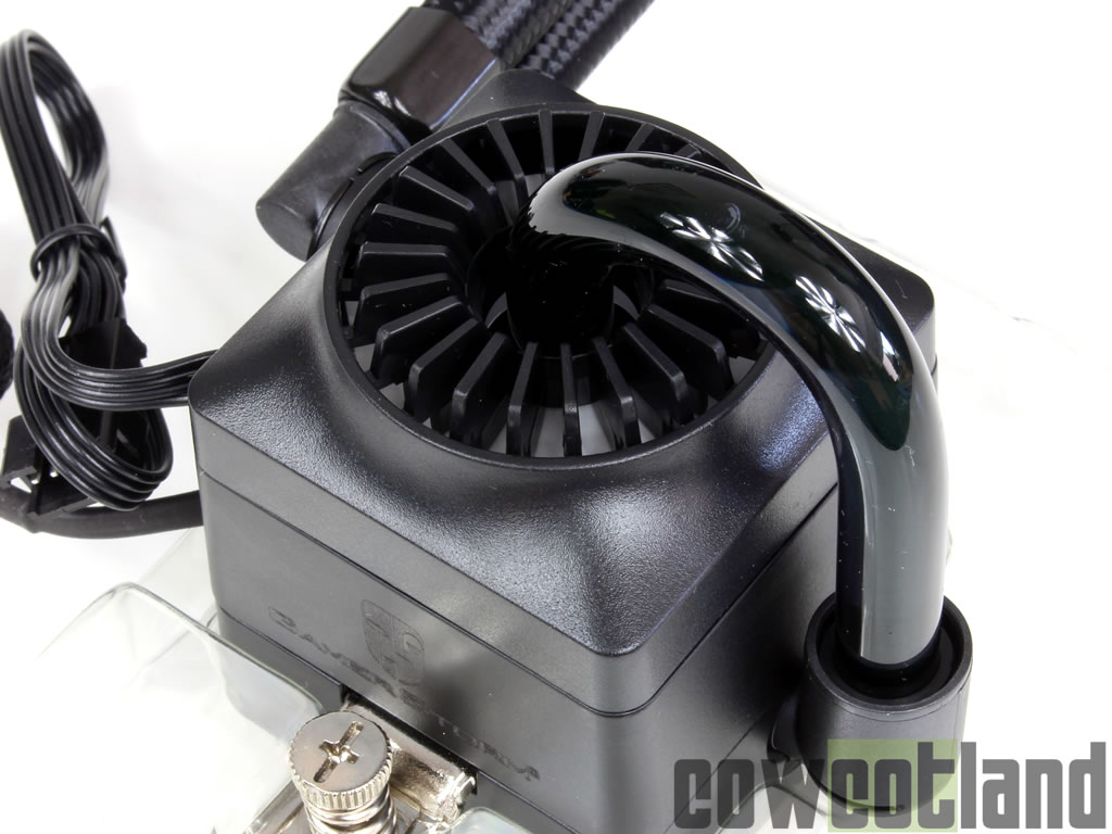 image 33614, galerie Watercooling AIO Deepcool Captain 240 EX RGB