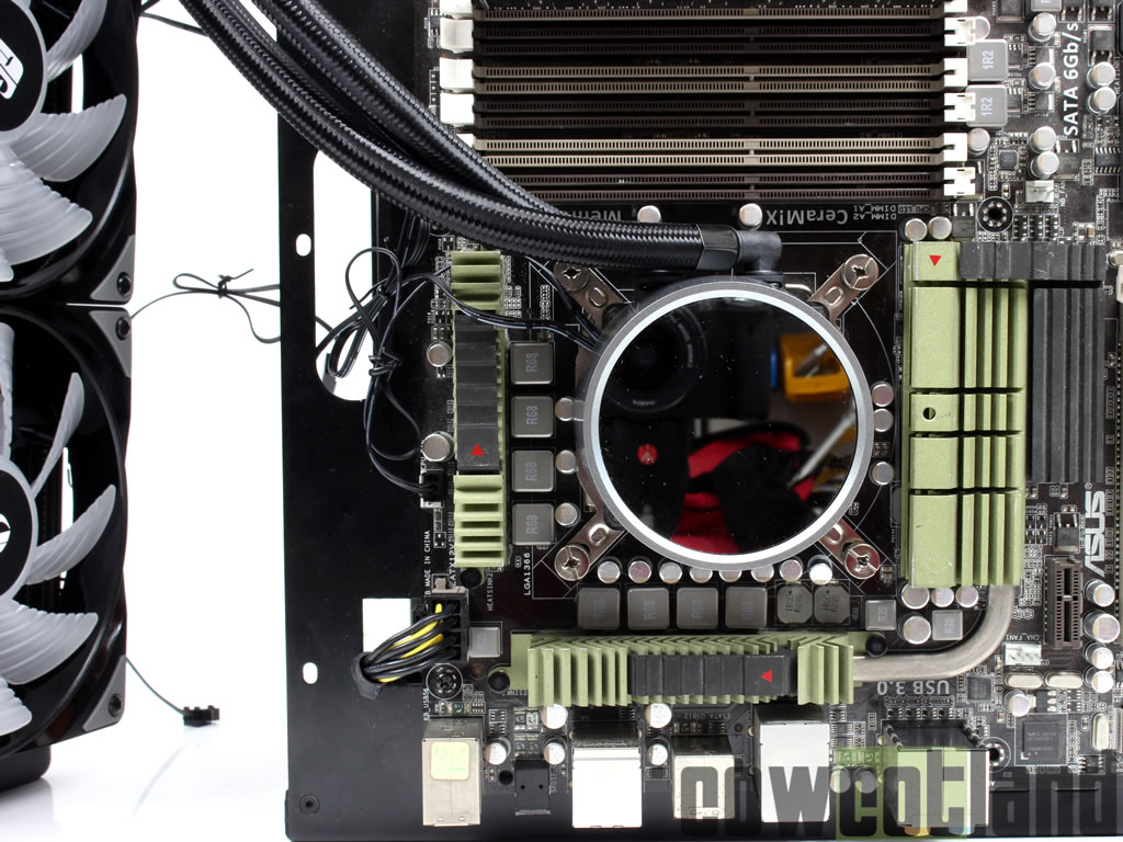 image 37284, galerie Watercooling AIO Gamer Storm Castle 280 RGB