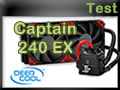 Watercooling AIO Deepcool Captain 240 EX