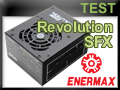 Test alimentation ENERMAX SFX Revolution 550 watts
