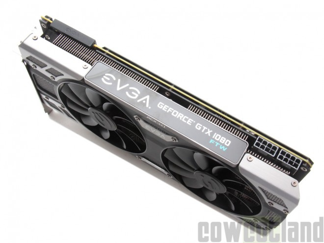 Carte graphique EVGA GTX 1080 FTW Gaming ACX 3 0 : Introduction, page 1