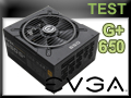 Test alimentation EVGA Supernova 650 G+