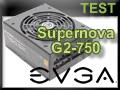Test alimentation EVGA Supernova G2 750