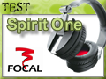 Test Casque Focal Spirit One