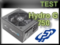 Test alimentation FSP Hydro G 750 watts