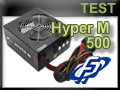 Test alimentation FSP Hyper M 500