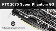 Test carte graphique Gainward RTX 2070 Super Phantom GS
