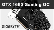 Test carte graphique Gigabyte GTX 1660 Gaming OC