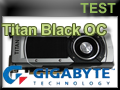Test carte graphique Gigabyte GeForce GTX Titan Black OC