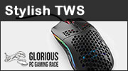 Test souris Glorious PC Gaming Race Model O