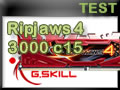 Wizerty OC : G.Skill Ripjaws 4 - 3000c15