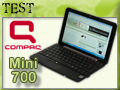 Test Netbook Compaq Mini 700ef