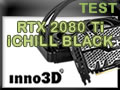 Test carte graphique INNO3D RTX 2080 Ti ichill Black