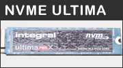 Test SSD Integral NVMe Ultima Pro X M.2 2280 960 Go