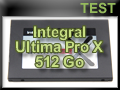 Test SSD Integral Ultima Pro X 480 Go