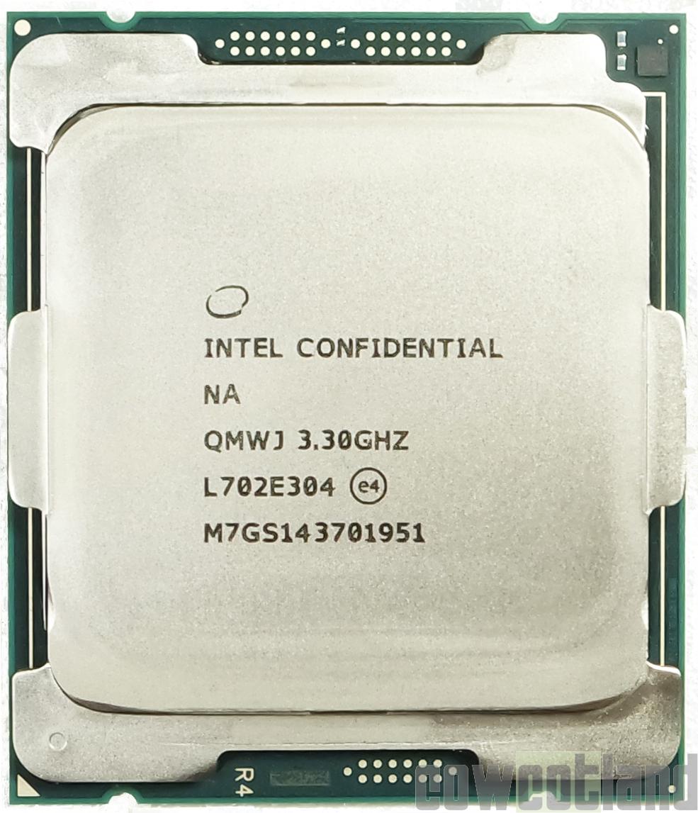 Intel Core i9-7980XE, i9-7960X, i9-7940X et i9-7920X : Caractéristiques, prix et dates révélées