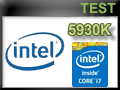 Test processeur Intel Haswell-E Core i7-5930K