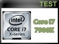 Test Processeur Intel Core i9-7900X
