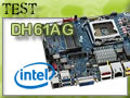 Intel DH61AG, le Thin ITX en action