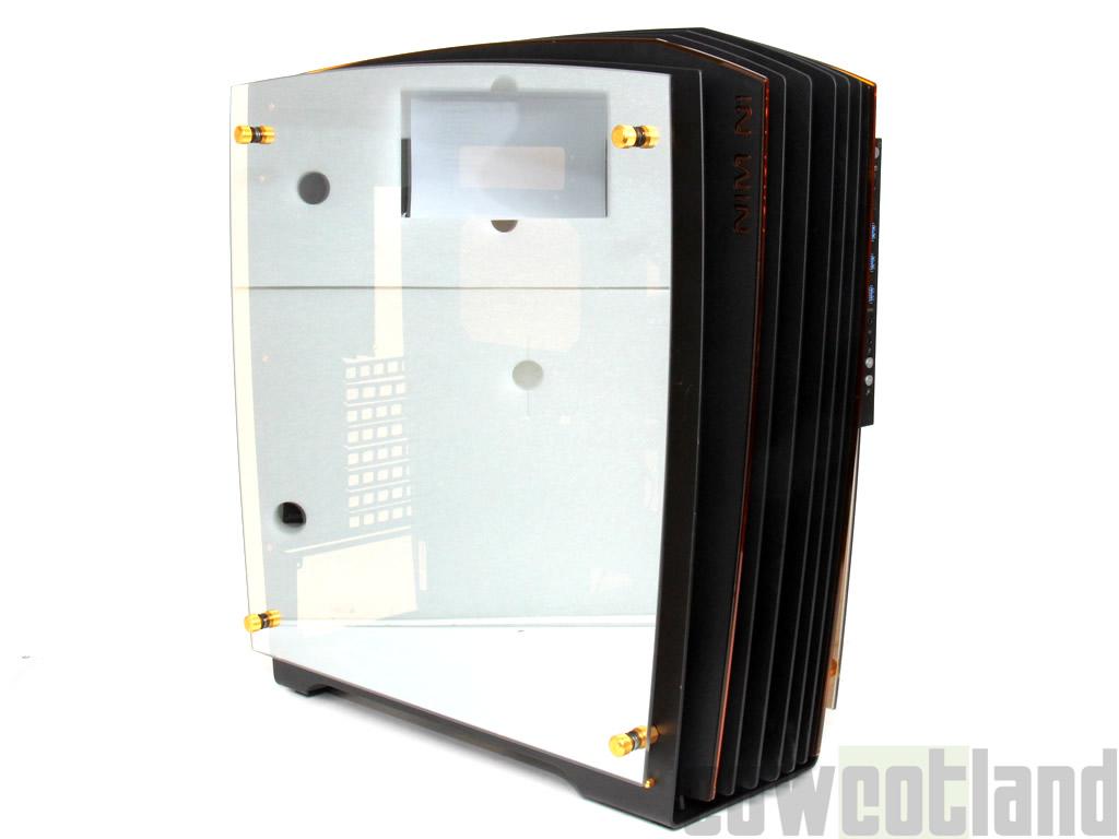 Test boitier IN WIN H-Frame 2.0 : L\'extérieur, page 2