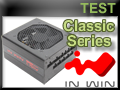 Test alimentation IN WIN Classic Series 750 watts